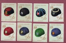 Tobacco Cigarette cards School Emblems, English Schools, Cambridge, harrow, etc